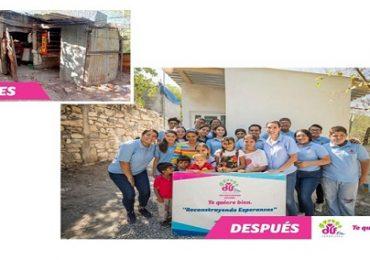 Gobierno del Estado y DIF Tamaulipas continúan Reconstruyendo Esperanzas.
