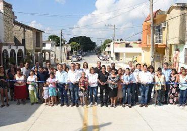 Nuevas Obras de Pavimentación Mejoran la Vialidad en la Zona Norte