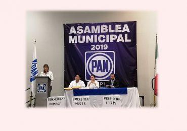 Aspirantes al CDM del PAN Ponderarán el Diálogo de Ganar la Contienda en el Puerto