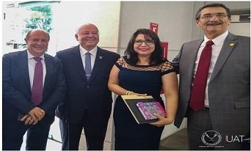 Asiste Rector de la UAT a sesión del Consejo Nacional de la ANUIES