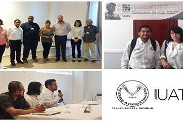 Participa UAT en Congreso Iberoamericano de Web Semántica en Cuba