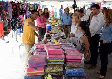 Beneficia Gobierno de Altamira economía familiar con Feria de Regreso a Clases 2019