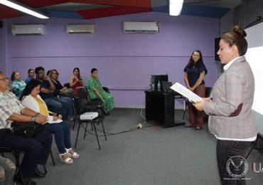 Imparten en la UAT taller de equidad de género