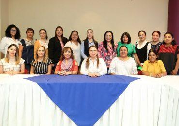 Pactan compromiso Gobierno Estatal y Sociedad Civil en defensa de los Derechos de las Mujeres.