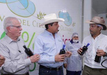 Ofrece gobierno de Tamaulipas respaldo a inversionistas.