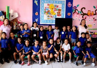 Plática de educación ambiental a niños y niñas imparte gobierno del estado.