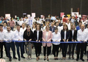 Ferias de Empleo, política laboral del Gobierno de Tamaulipas, para generar mejores condiciones de vida