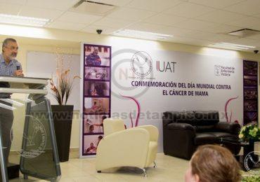Participa UAT en la lucha contra el Cáncer de Mama