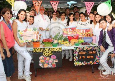 Participan alumnos de la UAT en el Día Mundial de la Alimentación