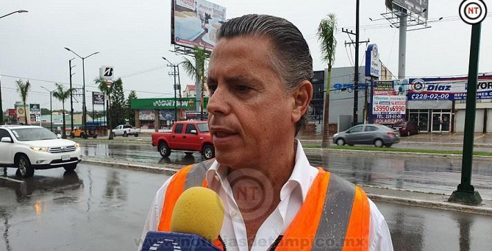 Atiende Chucho Nader Afectaciones Causadas por las Lluvias
