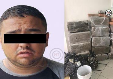 """Detienen a Héctor """"N""""  líder principal de grupo delictivo de Reynosa"""