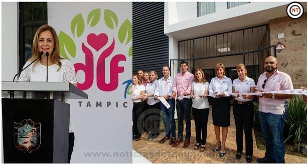 Inaugura Aida Feres de Nader, Nueva Casa Club para los Adultos Mayores
