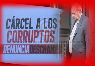 """""""UN PETROLERO JUBILADO, PUEDE SER SUSTITUTO DE ROMERO DESCHAMPS""""."""