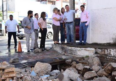 Intensifica Chucho Nader Programa de Pavimentación
