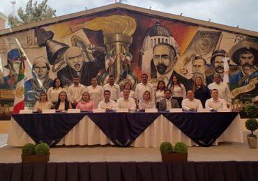 Firman convenio Gobierno del Estado y Municipios para fortalecer el sistema estatal anticorrupción.