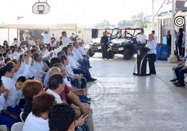 Favorecen gobiernos de Altamira y Tamaulipas la educación de calidad