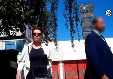 Capturan en Londres a Karime Macías de Duarte