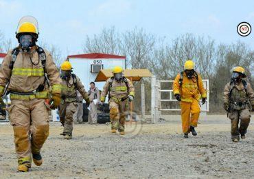 Refuerza Sector Ductos Madero entrenamiento de brigadas con simulacro