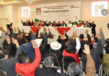 Elegirá asamblea de consejeros dirigente del PRI en Tamaulipas