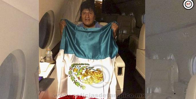 Bienvenido hermano boliviano