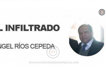 """El Secretario Inepto/ El Sindicato/ """"Un Chingón…"""""""