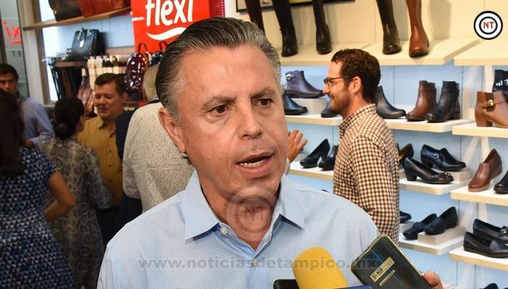 Tampico Avanza con Seguridad y Certidumbre: Chucho Nader