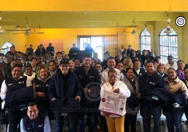 Fomenta Bienestar Social de Estado, mejores condiciones para el progreso en Altamira: Miguel Gómez Orta.