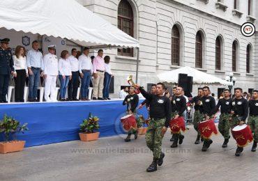 Espectacular Desfile Conmemorativo al 109 Aniversario de la Revolución Mexicana
