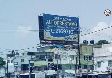 PC Madero ha retirado 15 espectaculares por representar riesgo.