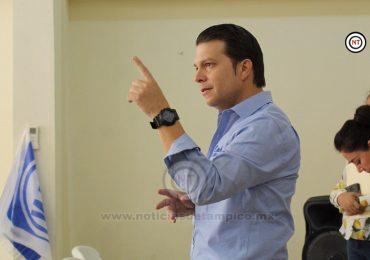 Repudia Luis Cantú daño a estado y municipios en presupuesto 2020