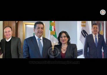 Gobernador sostiene reuniones de trabajo con secretarios del gobierno federal.