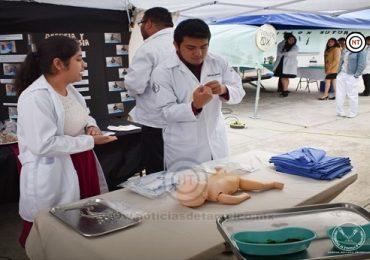 Alumnos de Medicina-UAT Matamoros exponen técnicas quirúrgicas