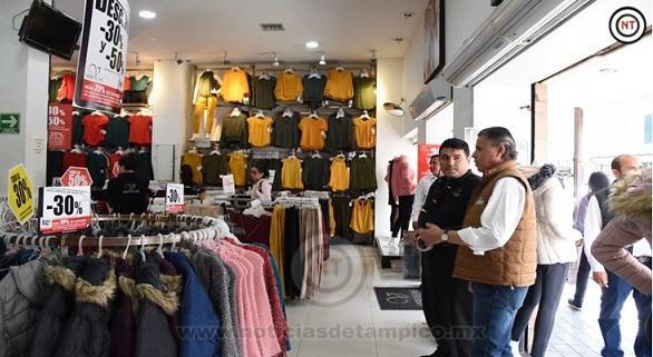 Coordinación Entre Sector Comercial y Autoridades Genera Confianza: Chucho Nader