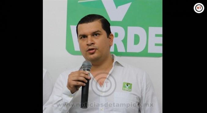 Partido Verde de Madero realizará campaña de afiliación.
