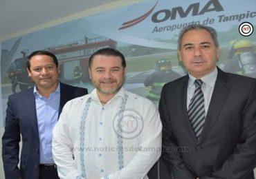 Aeropuerto de Tampico, aliado del turismo en Tamaulipas