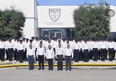 Se especializan Policías Estatales en la USJT.