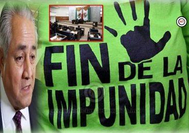 FIN A LA IMPUNIDAD EN PRESIDENCIAS MUNICIPALES