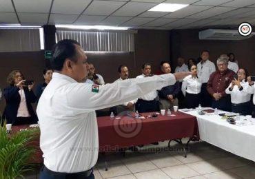 Nombran al Ingeniero Víctor Manuel Lucas Robles, Presidente del Comité Regional de Vinculación UEMSTIS zona sur
