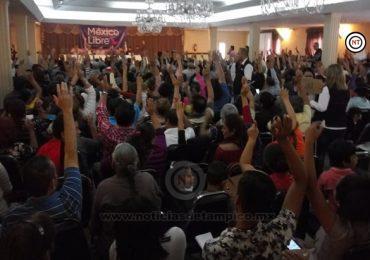 """Organizaciones Civiles del Sur Hacen su """"Agosto"""" en la Conformación de Nuevos PP"""