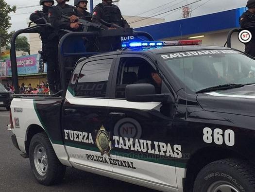 """Trescientos elementos de seguridad vigilarán Madero durante el """"Buen Fin""""."""