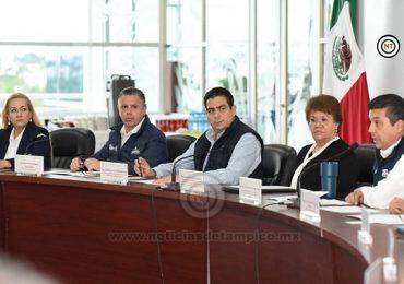 Sesiona en Tampico la Comisión de Puertos de la Conago