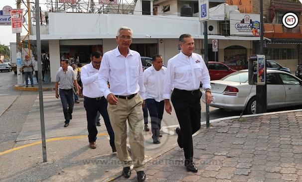 En Ciudad Madero respaldamos a los inversionistas; Adrián Oseguera