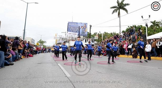 Desfilarán más de 7 mil estudiantes el 20 de noviembre en Ciudad Madero