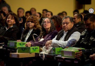 Entregan equipos de cómputo a Personal de Educación en Nuevo Laredo.