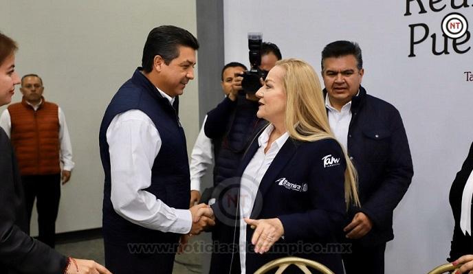 Presente Alma Laura Amparán en Reunión Técnica de Comisión de Puertos y Litorales de la CONAGO