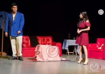 Con dos piezas teatrales cierra la UAT temporada de artes escénicas
