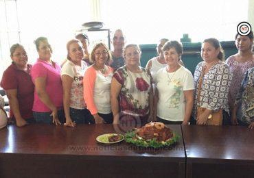 Concluye exitosamente curso cenas navideñas en DIF Altamira