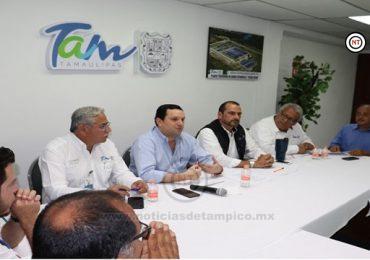 COMAPA Zona Conurbada sostiene reunión con integrantes de la Secretaría de Bienestar Social