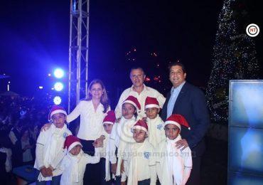 Llega la Navidad a Tampico