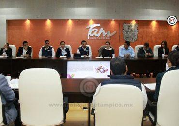 Integran Primera Red Nacional de Vinculación Laboral en el estado de Tamaulipas.